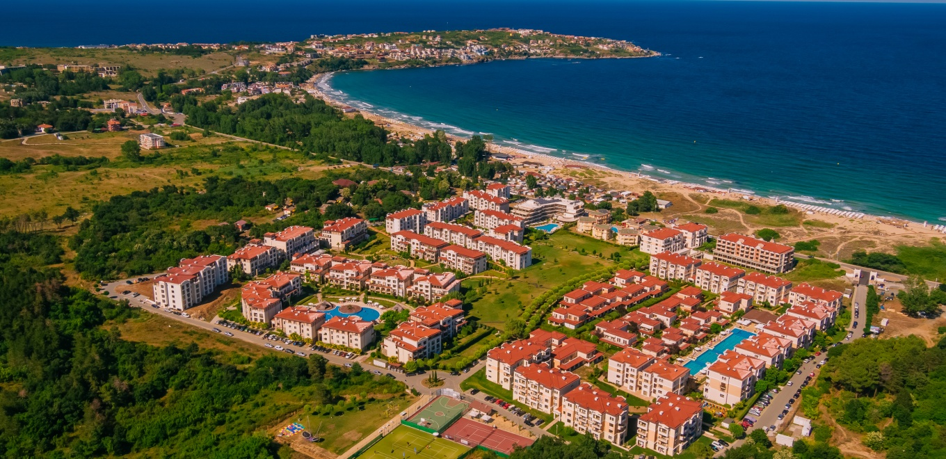 Green Life Beach Resort Sozopol